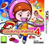 Carátula de Cooking Mama 4 para Nintendo 3DS