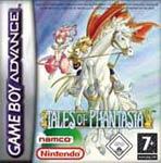 Carátula de Tales of Phantasia para Game Boy Advance