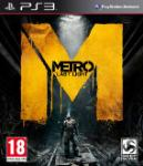 Car�tula de Metro: Last Light para PlayStation 3