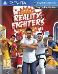 Carátula de Reality Fighters