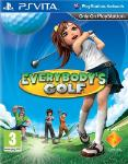 Carátula de Everybody's Golf para PlayStation Vita