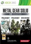 Carátula de Metal Gear Solid HD Collection para Xbox 360