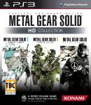 Carátula de Metal Gear Solid HD Collection para PlayStation 3