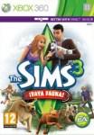 Car�tula de Los Sims 3: �Vaya fauna! para Xbox 360