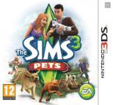 Carátula de Los Sims 3: ¡Vaya fauna! para Nintendo 3DS
