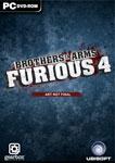 Car�tula de Brothers in Arms: Furious 4 para PC