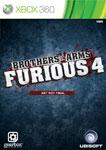 Car�tula de Brothers in Arms: Furious 4 para Xbox 360