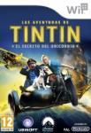 Car�tula de Las aventuras de Tint�n: El Videojuego para Wii