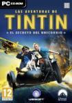 Carátula de Las aventuras de Tintín: El Videojuego para PC