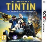 Carátula de Las aventuras de Tintín: El Videojuego para Nintendo 3DS