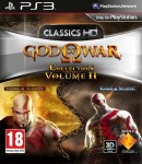 Carátula de God of War Collection Volume II para PlayStation 3