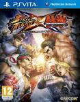 Car�tula de Street Fighter X Tekken para PlayStation Vita