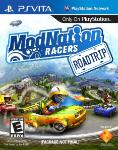 Carátula de ModNation Racers: Road Trip para PlayStation Vita