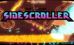 Carátula de PixelJunk Sidescroller para PS3-PS Store