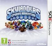Carátula de Skylanders Spyro's Adventure para Nintendo 3DS