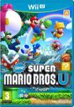 Carátula de New Super Mario Bros. U para Wii U