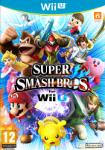 Carátula de Super Smash Bros. for Wii U para Wii U
