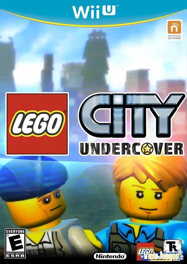 Todas Las Caratulas O Portadas Del Videojuego Lego City Undercover