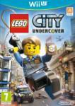 Carátula de Lego City Undercover para Wii U