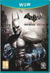 Carátula de Batman: Arkham City Armored Edition para Wii U