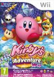 Carátula de Kirby's Adventure Wii