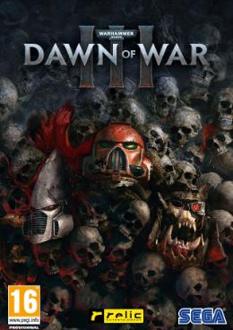 Carátula de Warhammer 40.000: Dawn of War III