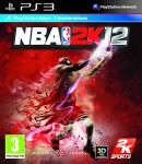 Carátula de NBA 2K12 para PlayStation 3