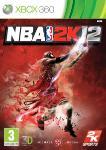 Carátula de NBA 2K12 para Xbox 360