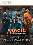 Carátula de Magic: The Gathering Duels of the Planeswalkers 2012 para Xbox 360 - XLB