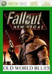 Car�tula de Fallout: New Vegas - Old World Blues