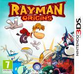 Car�tula de Rayman Origins para Nintendo 3DS