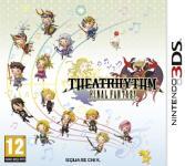 Car�tula de Theatrhythm: Final Fantasy
