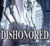 Carátula o portada Logo Oficial del juego Dishonored para Xbox 360