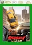 Car�tula de Burnout Crash! para Xbox 360 - XLB