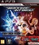 Carátula de Tekken Hybrid