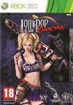 Carátula de Lollipop Chainsaw para Xbox 360