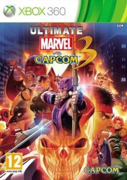 Carátula de Ultimate Marvel Vs. Capcom 3 para Xbox 360