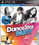 Carátula de DanceStar Party para PlayStation 3