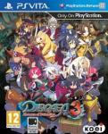 Carátula de Disgaea 3: Absence of Detention para PlayStation Vita
