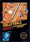 Carátula de Volleyball para NES
