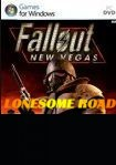 Carátula de Fallout: New Vegas - Lonesome Road para PC