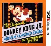 Carátula de Donkey Kong Jr. para Nintendo 3DS