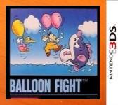 Carátula de Balloon Fight para Nintendo 3DS