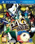 Carátula de Persona 4 Golden para PlayStation Vita