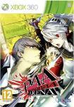 Carátula de Persona 4 Arena para Xbox 360