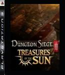 Carátula o portada No oficial (Montaje) del juego Dungeon Siege III: Treasures of the Sun para PS3-PS Store