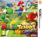 Carátula de Mario Tennis Open