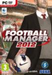 Carátula de Football Manager 2012 para PC