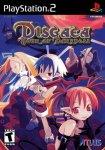 Carátula o portada No oficial (Montaje) del juego Disgaea: Hour of Darkness para PlayStation 2