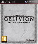 Carátula de The Elder Scrolls IV: Oblivion 5º Aniversario para PlayStation 3